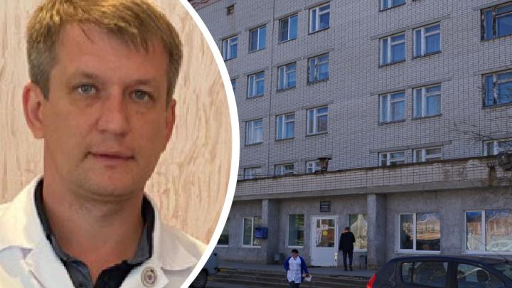 «Ползал на четвереньках»: главврач Переславской больницы рассказал, как болел коронавирусом