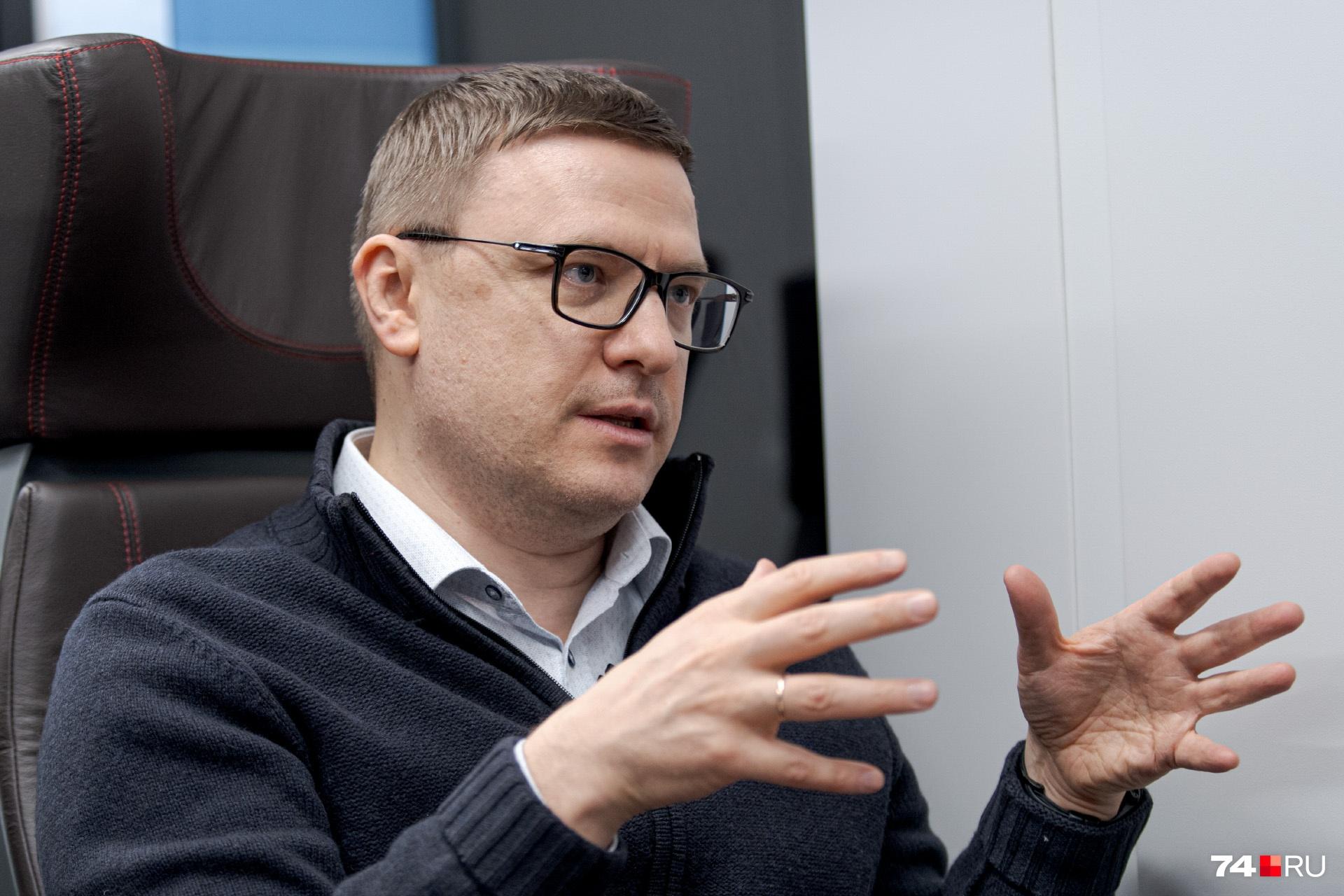 Норильску, по словам Алексея Текслера, он обязан быстрым профессиональным созреванием