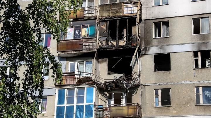 Власти окончательно решили сносить дом на Краснодонцев, где взорвался газ