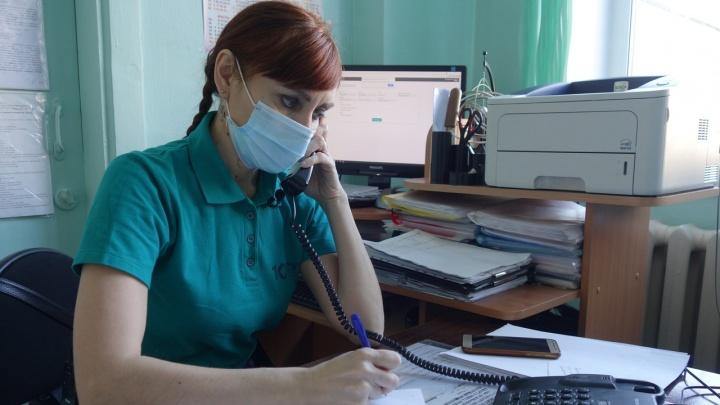 Волонтеры СУЭК пришли на помощь в call-центры городских поликлиник