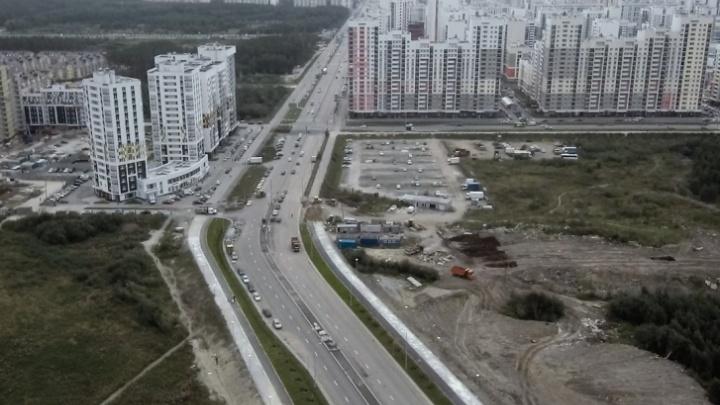 «Нам нужно закрыть эту дорогу?»: Высокинский прокомментировал огромные пробки в Академическом