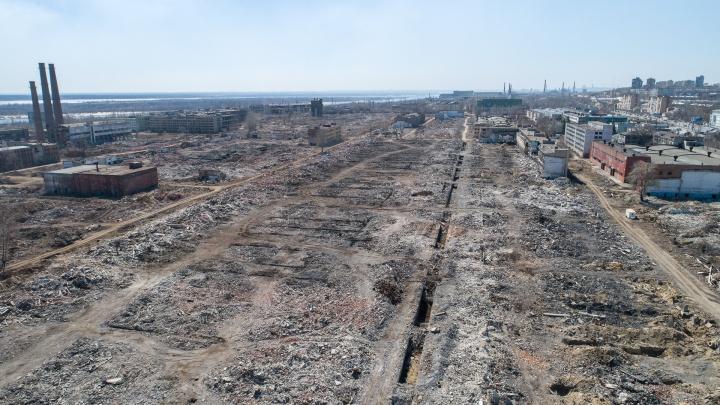 За сущие копейки: в Волгограде распродают имущество тракторного завода