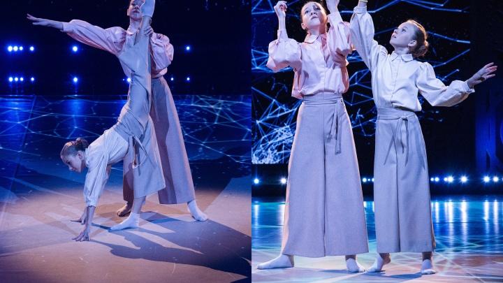 Две школьницы из Челябинска снялись в танцевальном шоу на «Мосфильме»