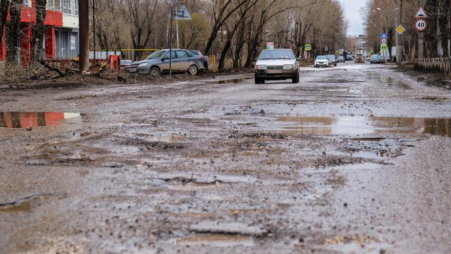 В Перми на месяц закроют движение по улице Краснополянской
