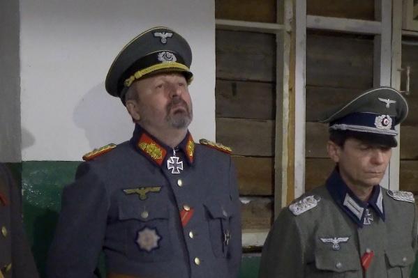 Актеру с типажной внешностью всегда доставались роли генералов