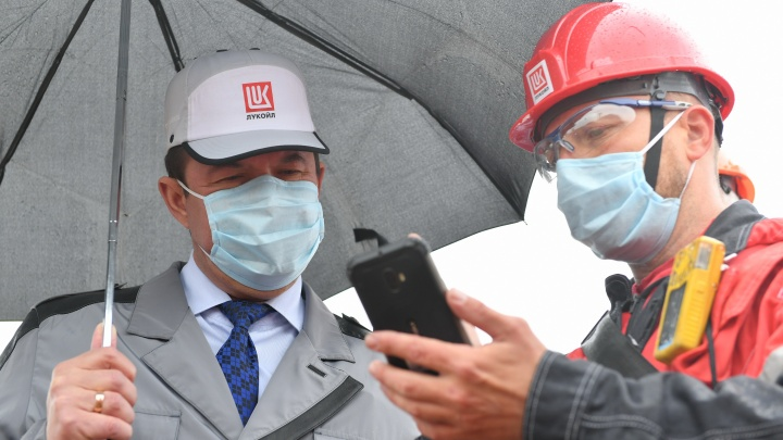 «ЛУКОЙЛ-ПЕРМЬ» до конца 2021 года внедрит приложение «Мобильный обходчик» во всех своих цехах
