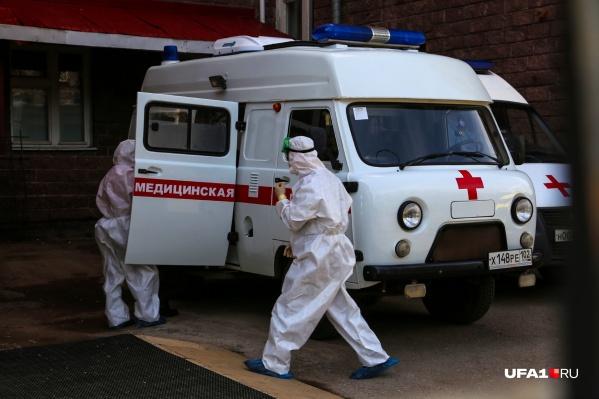 С начала пандемии заразились 4342 человека