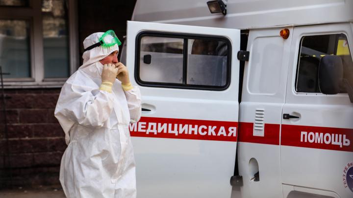 Еще у 190 человек в крае за сутки обнаружили коронавирус. 6 пациентов умерли