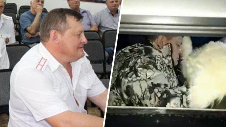 Уволили начальника куйбышевской автоинспекции, который попал в пьяное ДТП
