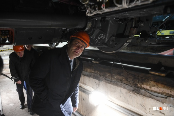 Александр Высокинский занимает пост мэра два года и три месяца