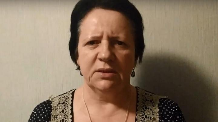 Омичка записала видео с вопросами о смерти 27-летней дочери от ковида в больнице имени Кабанова