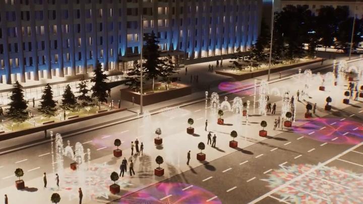 У домов на Компросе появится подсветка: на ее монтаж из бюджета Перми выделяют 167миллионов рублей