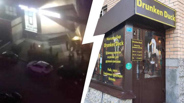Тюменская полиция выяснила, кто стрелял по людям на улице Сперанского