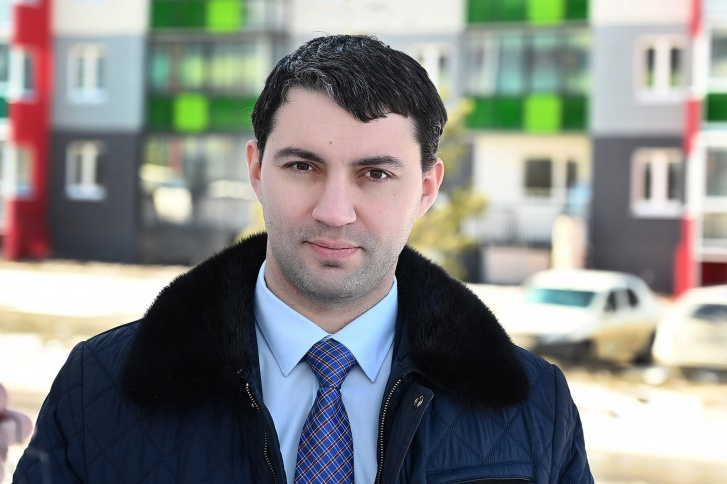 Андрей Аликин, управляющий специализированного застройщика ООО «Экосити»