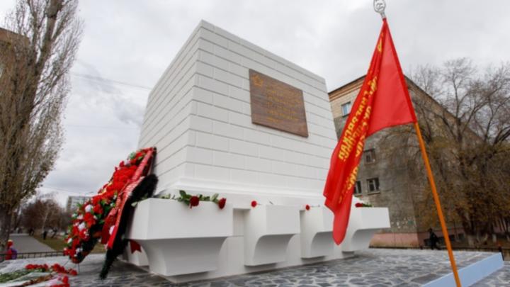 В Волгограде у печально известной братской могилы защитников Сталинграда появится сквер