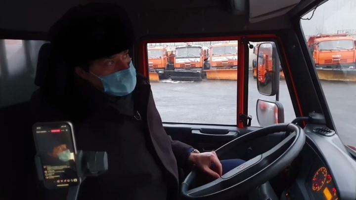 Прямой эфир из КамАЗа: мэр Екатеринбурга ответил на вопросы читателей E1.RU
