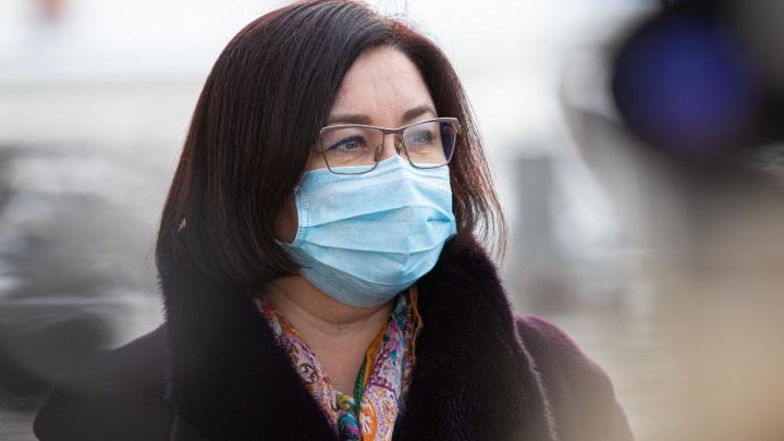«Всё больше незанятых коек»: глава челябинского горздрава заявила о сокращении числа пациентов с COVID-19