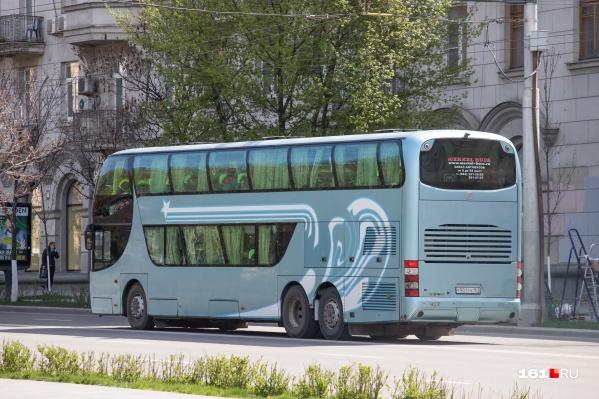 Кроме Ростова, автобусы из Крыма начнут ходить в Ставрополь, Астрахань и еще несколько городов