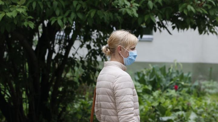 В Архангельске зарегистрировали рост заболеваемости коронавирусом