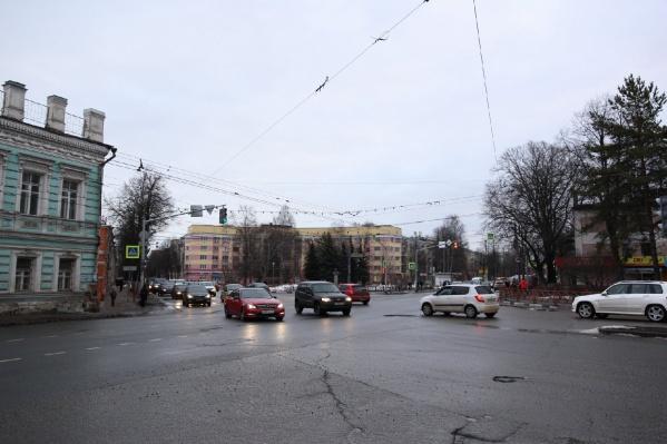 В центре Ярославля строится не так много домов, каждая новостройка в исторической части города — на вес золота