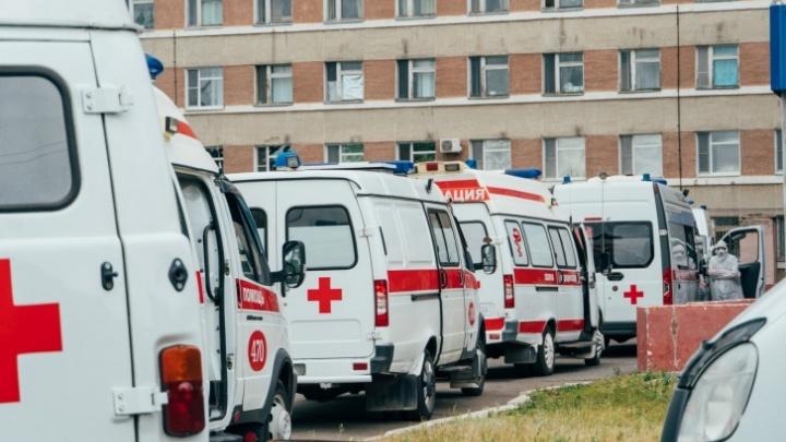 В Самарской области еще 76 человек заболели COVID-19