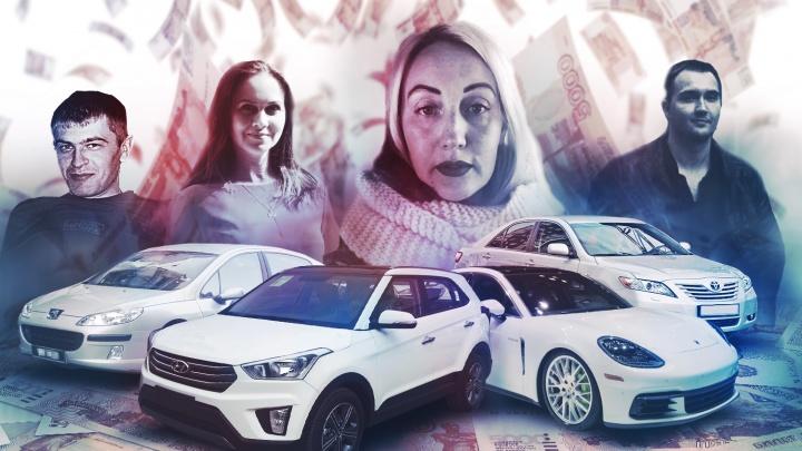 Шесть громких убийств в Новосибирске из-за автомобилей: вспоминаем самые нашумевшие дела