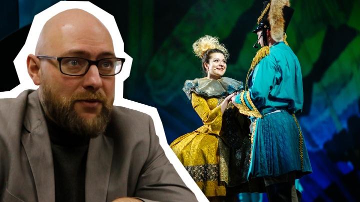 Директор Архангельского драмтеатра: «Когда театр откроет свои двери — все в порядке, кризис миновал»