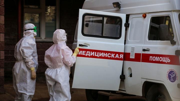 Хроника коронавируса в Башкирии: госпиталь развернут в 30 метрах от жилых домов