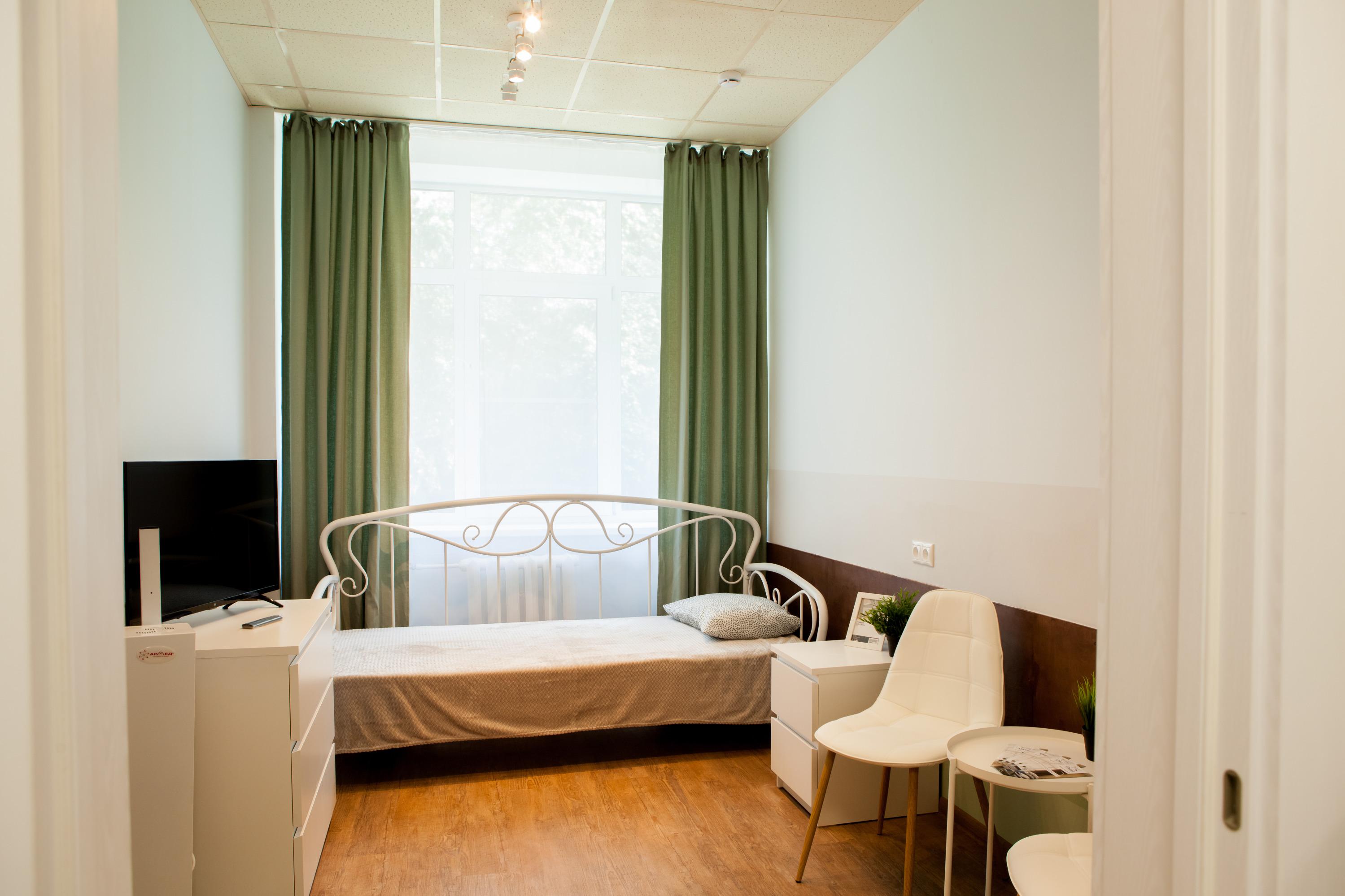 Светлые и уютные комнаты больше напоминают номер дорогого, но очень гостеприимного отеля