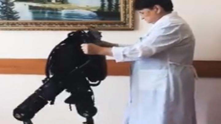 Уфа закупила двух роботов для лечения тяжелобольных детей
