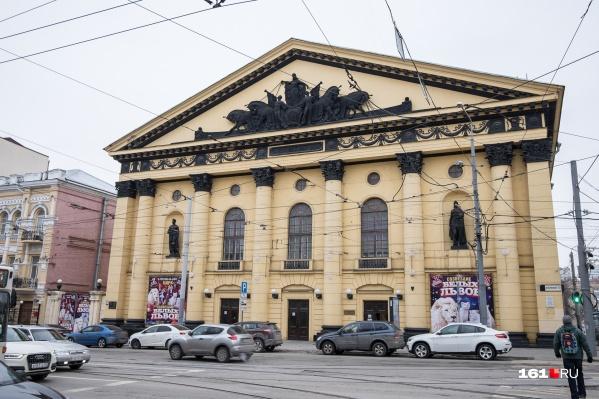 Здание цирка не ремонтировали более 50 лет