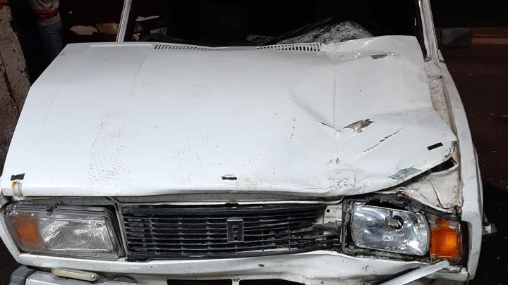 В Кузбассе молодой водитель насмерть сбил подростка и скрылся