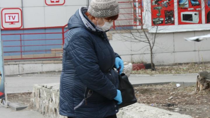 Введение разрешений на выход из дома и новый заболевший: хроника коронавируса в Зауралье