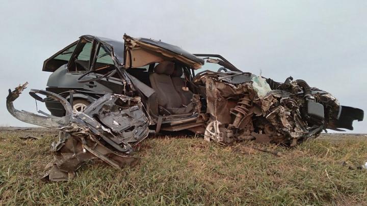 В Курганской области в ДТП с пьяными водителями пострадали четыре человека