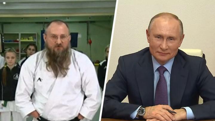 Донские спортсмены-инвалиды попросили помощи у Путина