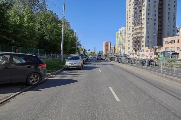 Для проезда будет открыта одна половина дороги