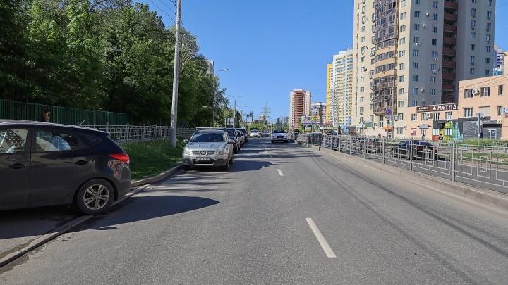 В Самаре на 2 месяца перекроют улицу Солнечную