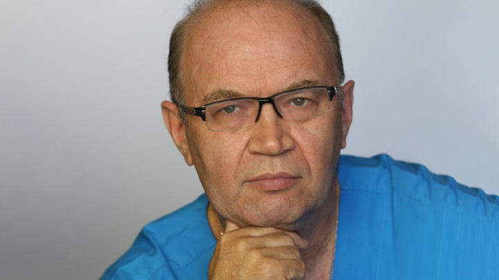 Генеральный директор «Всероссийского Центра глазной и пластической хирургии» поздравил с наступающим 2021 годом