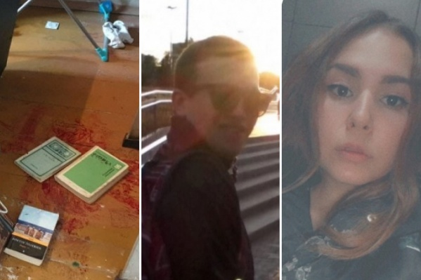 Дмитрий Захаров застрелил трех человек в собственной квартире — двух своих друзей и Полину (на фото)