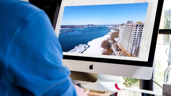 В новостройке у реки снизили цены на квартиры и предложили бесплатную онлайн-регистрацию