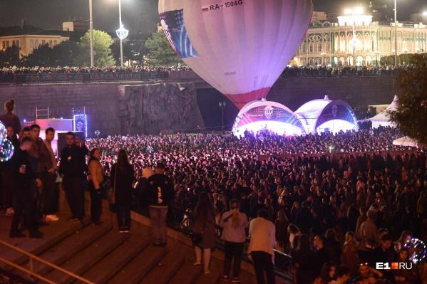 Фестиваль пройдет 18 сентября, его завершит певица Елка