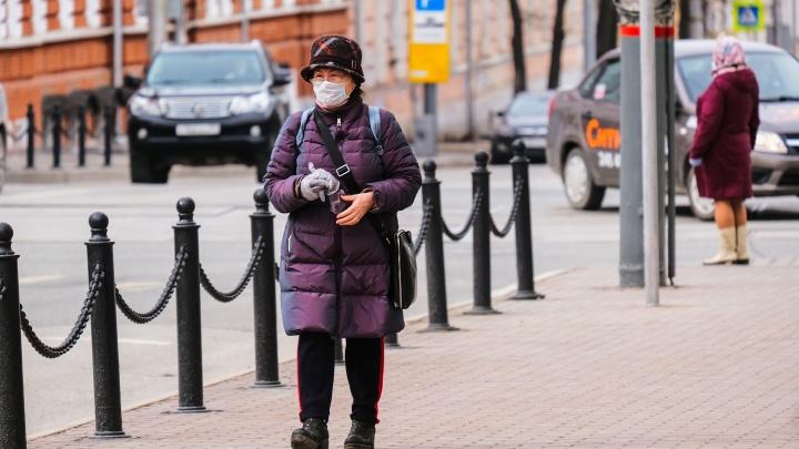 В Прикамье людям старше 65 лет вновь запретили прогулки