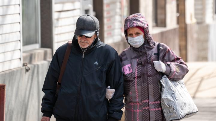 Хроники коронавируса: передвижения ростовчан в майские праздники проконтролирует Росгвардия