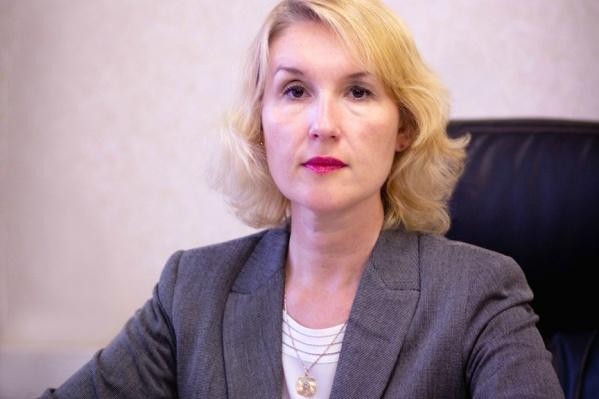 Юлия Козлова стала руководителем управления соцзащиты населения региона после отставки Веры Дёминой