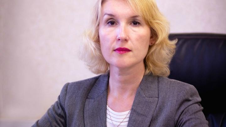 В Зауралье ушла в отставку начальник главного управления социальной защиты населения региона