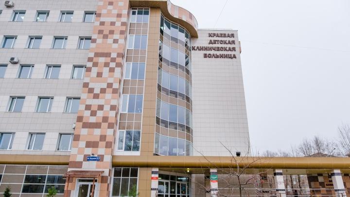 У двух пациентов отделения онкологии и гематологии Детской краевой больницы Перми подозревают коронавирус
