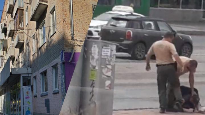 «Удалось вывести только с пятого раза»: охранники избили покупателя пивного магазина