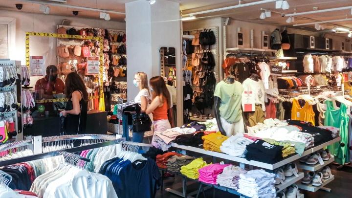 Шопинг в масках: смотрим, какие магазины в Ростове уже открылись