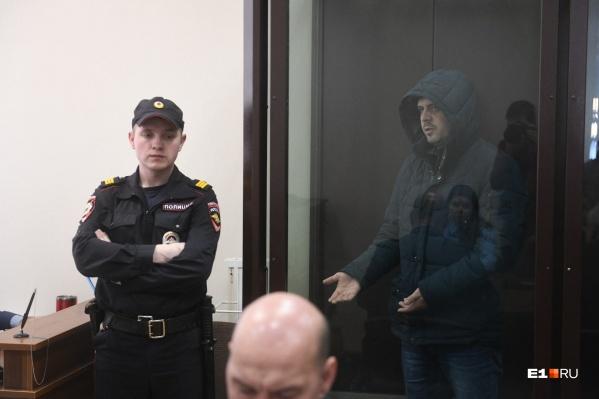 Трошина отправили под стражу до 20 апреля