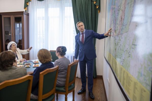 Вопрос с объединением двух северных регионов, по словам главы НАО, был закрыт ещё в мае